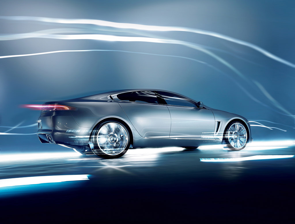 Jaguar C XF Car Specifications Wallpaper For Background