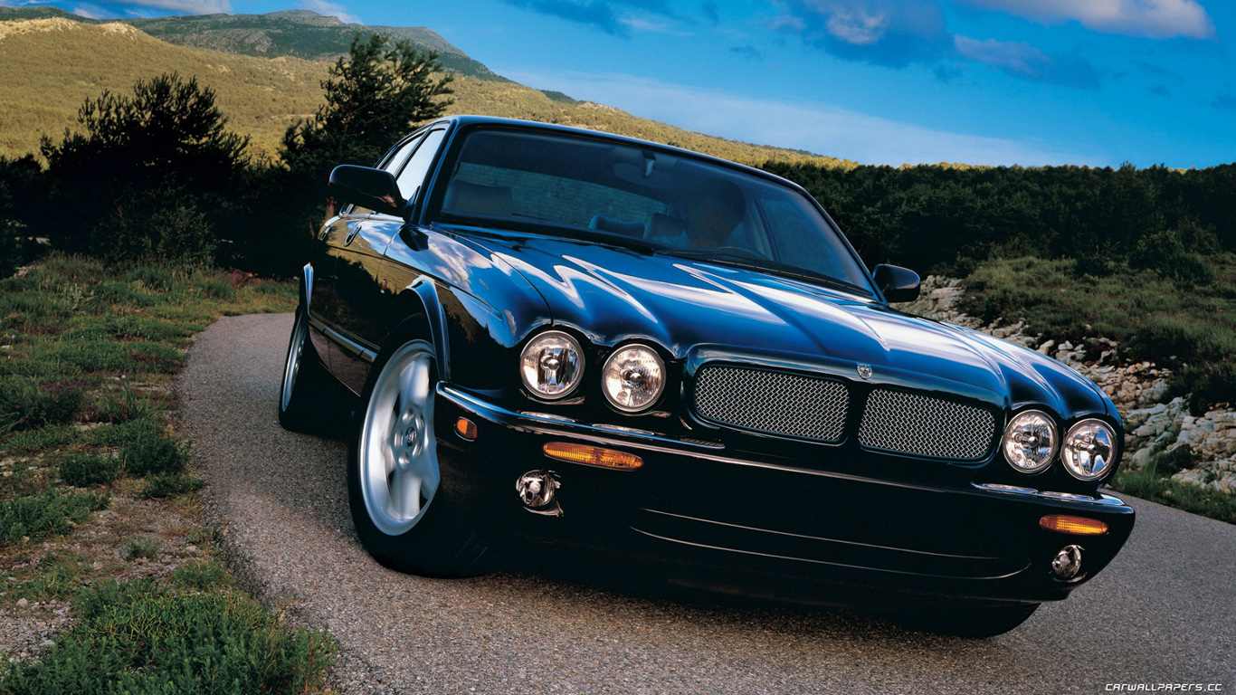 Jaguar Car Xjr X Wallpaper With Resolution Free Download Image Of