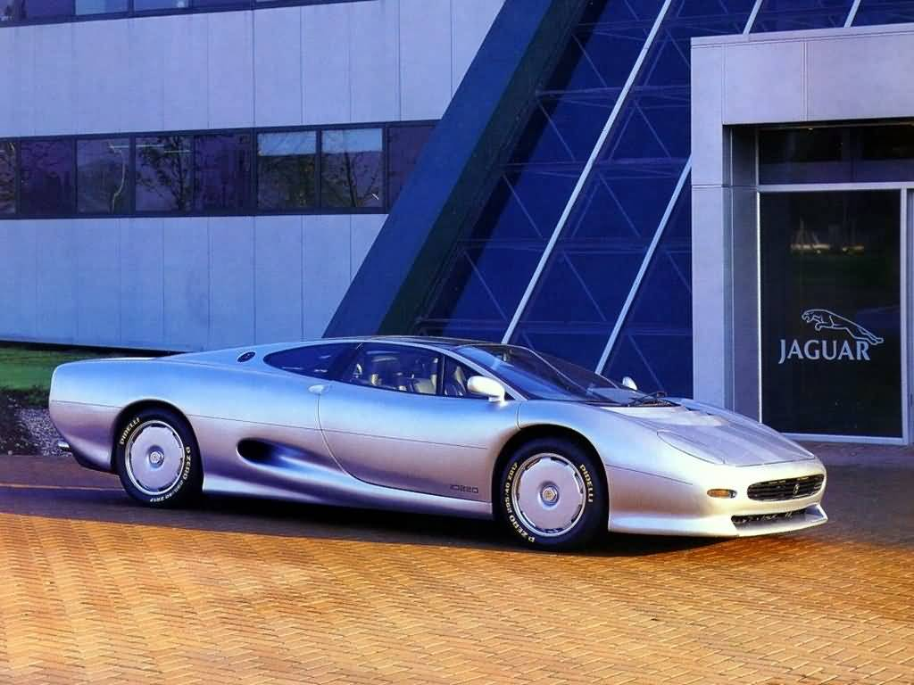 Jaguar XJ220 Wallpaper Gallery Free