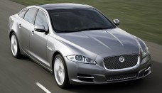 The all New Jaguar XJ Brings A Daring New Spirit to Automotive Wallpapers Background