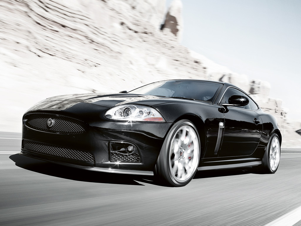 Jaguar XKR-S Named 2012 Car of the Year by Playboy Magazine Wallpaper Background
