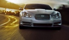 Jaguar XF Background Wallpaper For Android