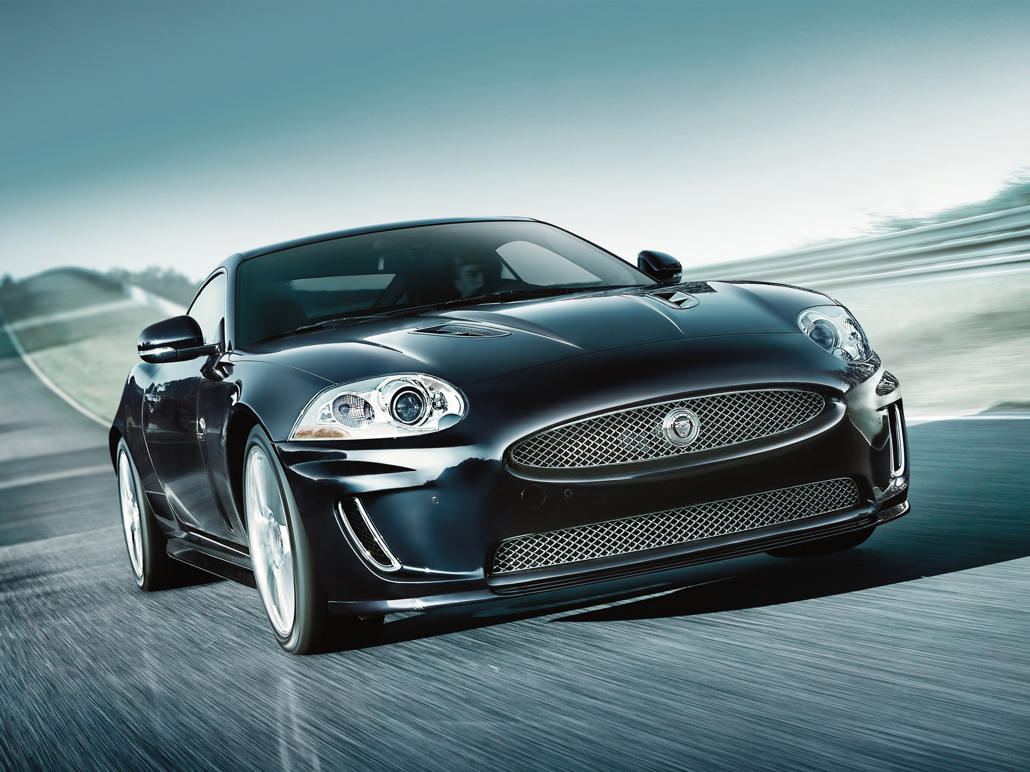 Jaguar Xkr 175 Coupe Usa 2010 Wallpaper For Iphone Wallpaper