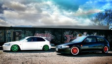 Jdm Honda Civic Eg Tuning Car Cars Wallpaper For Iphone Free