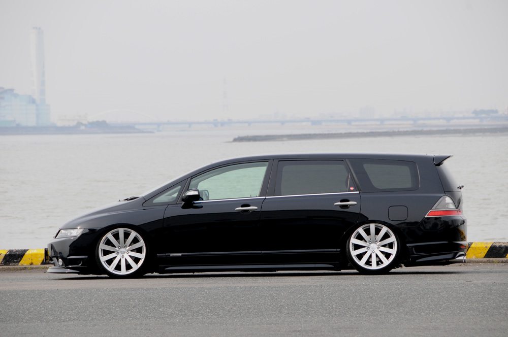 Hella Flush Honda Odyssey Wallpaper For Iphone Free