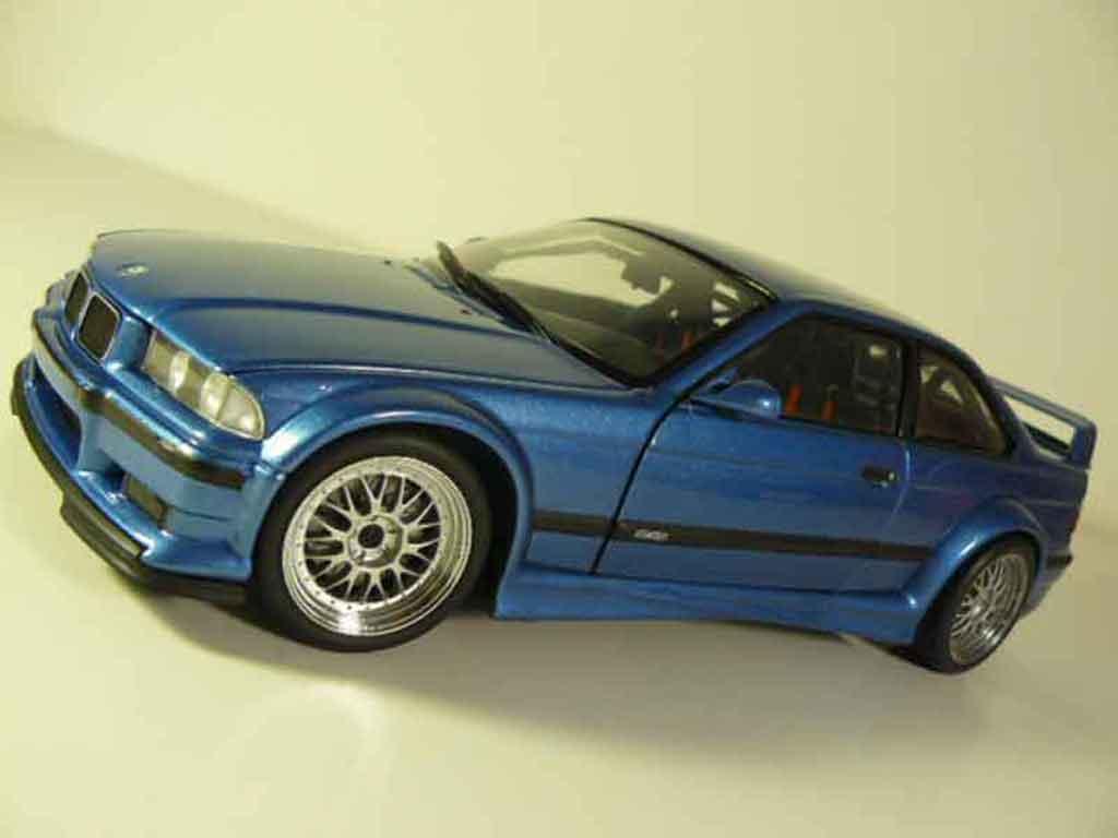 Lologsi Gtr Estoril Bmw M3 E36 GTR bleu Wallpaper For Android