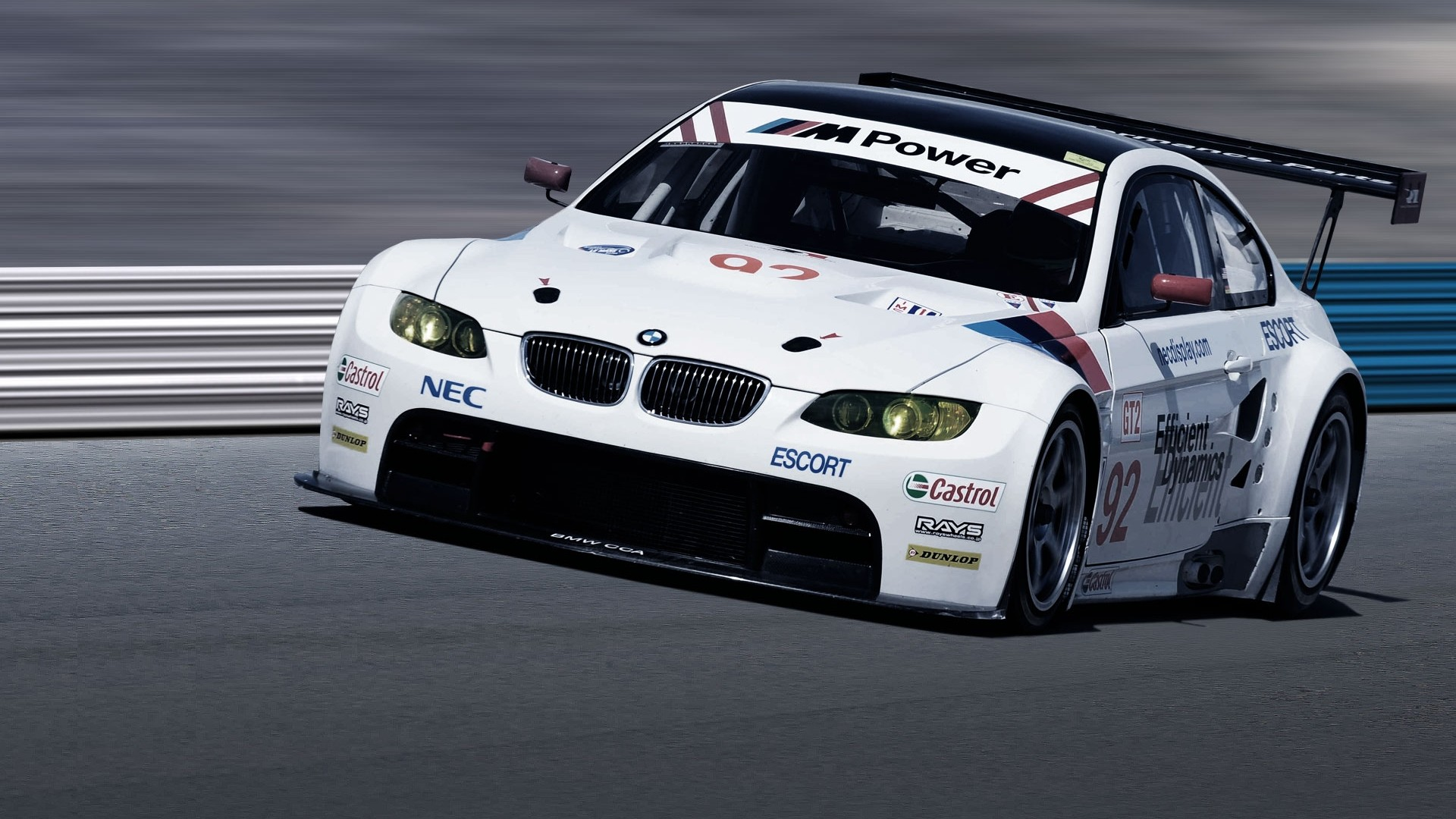 M3 GTR E92 HD Wallpaper For Android