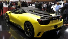 Mansory Ferrari 458 Italia Siracusa World Cars Wallpaper For Background