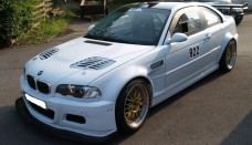 The Car BMW E46 M3 V8 GTR Wallpapers HD