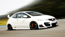 Mugen Honda Civic Type R The Quickly Redesigned Desktop Backgrounds