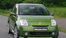 Musketier Citroen C2 2003 Free Download Image Of
