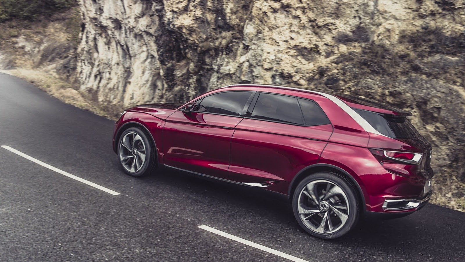 New Citroen DS Concept Car Unveiled At Shanghai Motor Show Photo Gallery Wallpaper For Ios