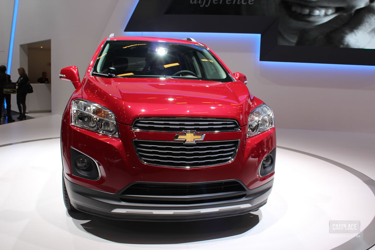 Novo Chevrolet Trax Enjoy Wallpaper For Iphone