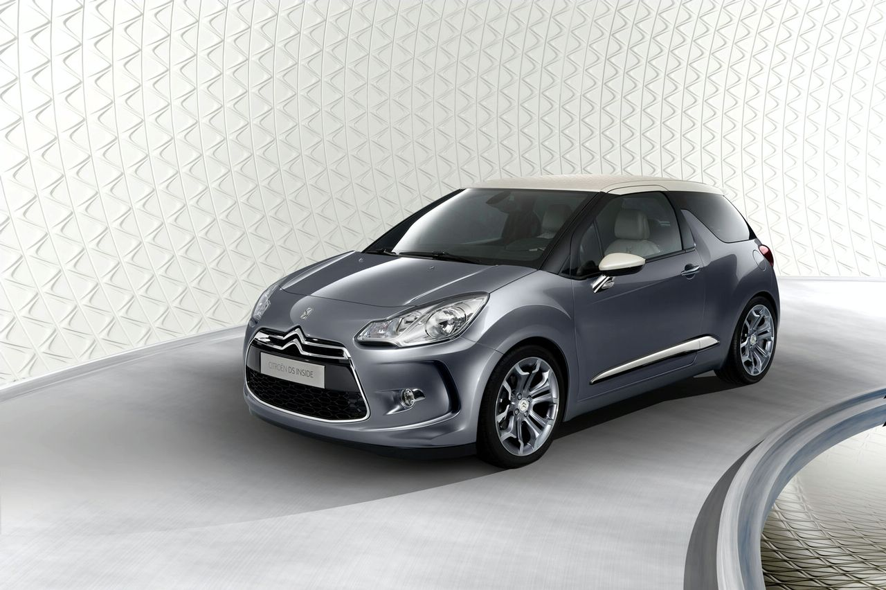 Nuevo Citroen Ds3 Gama DS Wallpaper For Computer