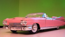 Pink Caddy Cadillac Cars Classic Convertible Wallpapers Gallery Free