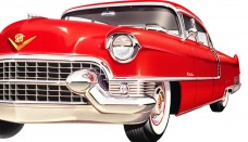 Red Cadillac Wallpapers HD For Iphone
