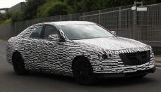 Spyshots 2014 Cadillac CTS Away Wallpapers HD