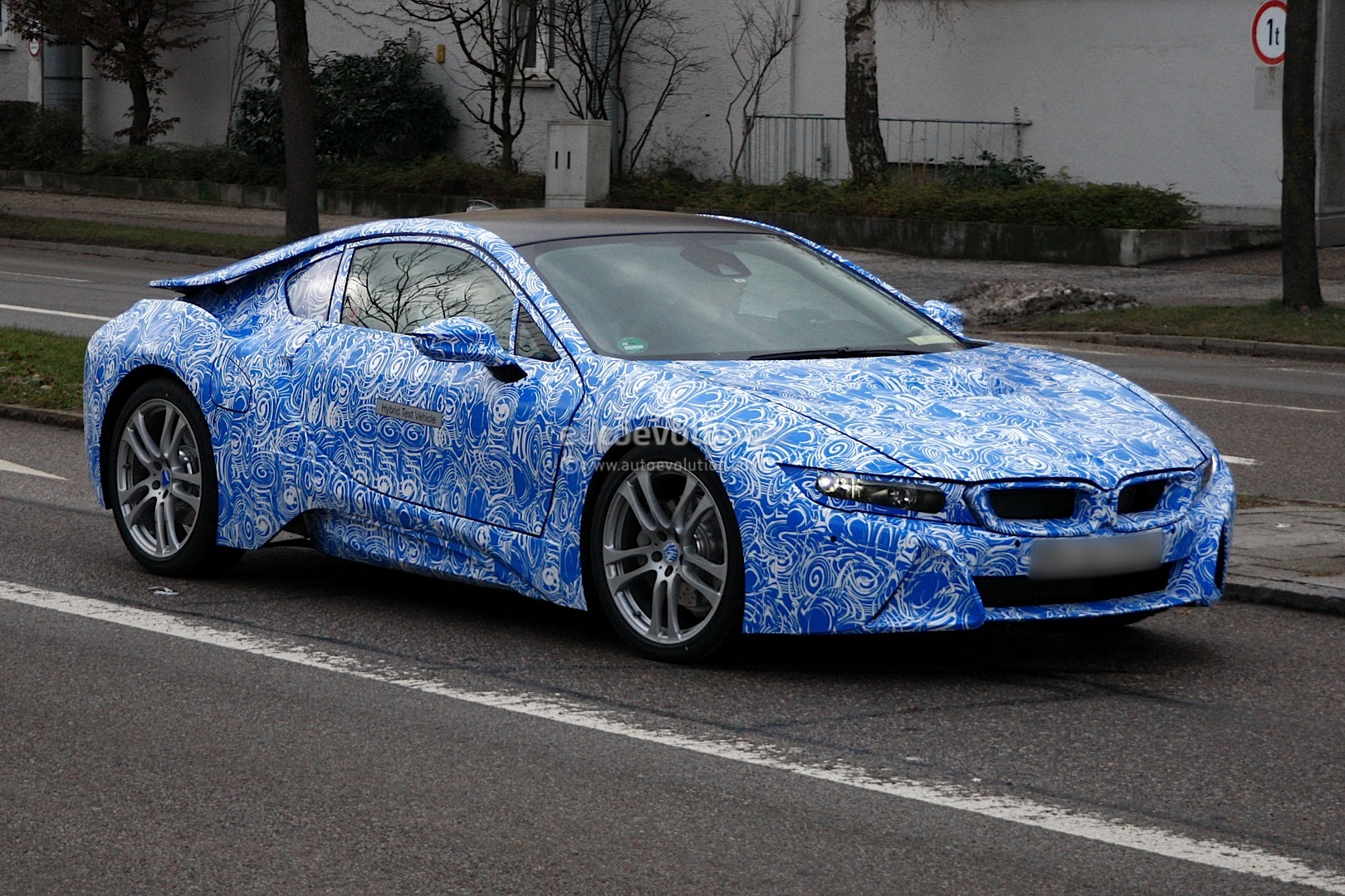 Spyshots Bmw i8 Spotted Testing In Germany Wallpapers HD