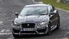 Spyshots Jaguar Xfr S Production Car Wallpaper For Background
