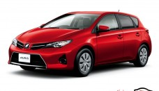 Toyota Auris 2013 Wallpapers HD