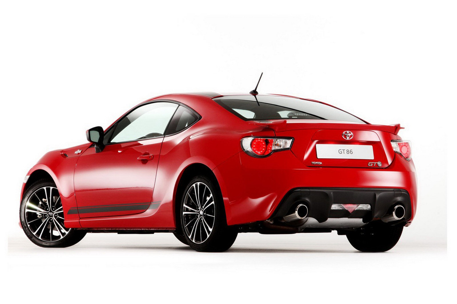 Toyota Gt 86 Accessories Revealed Photo Gallery Free Download Image Of