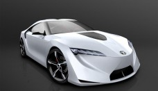 Toyota 2007 FT HS Concept 002 Free Download Image Of