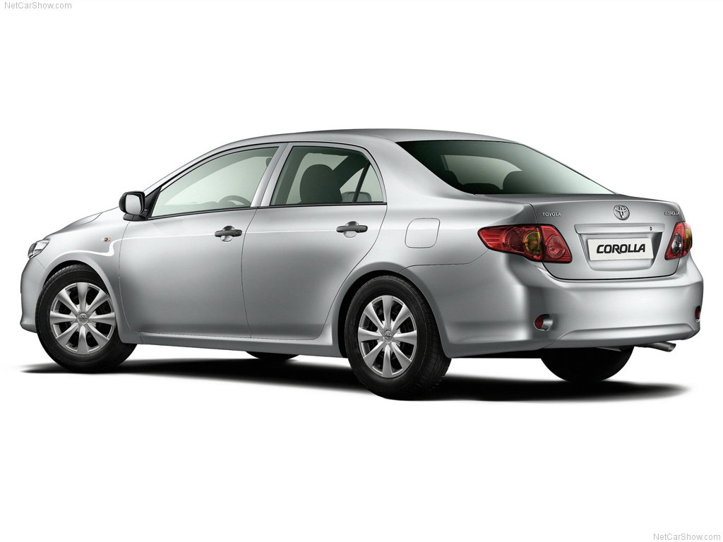 Toyota Corolla Photo Free Download Image Of