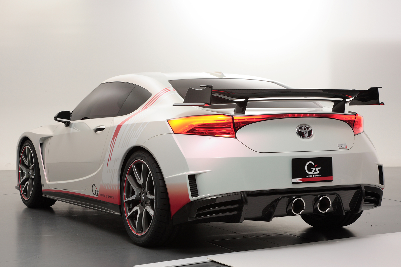 Toyota FT-86 G Sports Concept Debuts at the Tokyo Auto Salon Wallpapers HD
