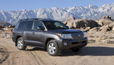 Toyota Land Cruiser 2013 Wallpapers HD