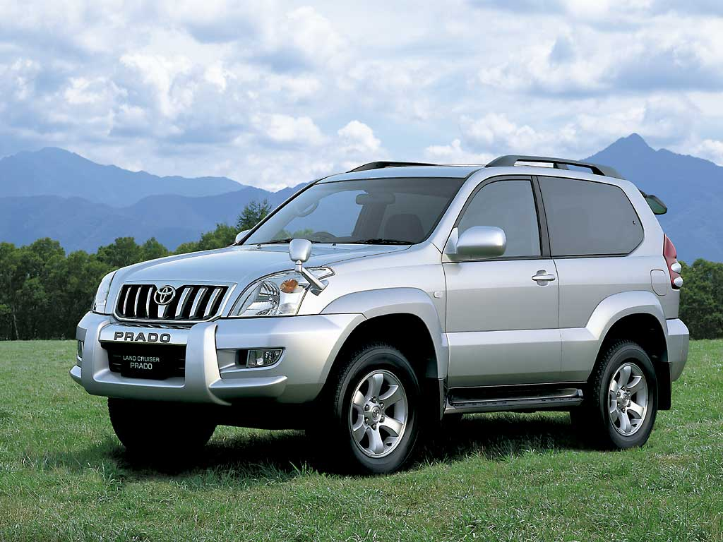 Toyota Prado Test Speed Free Download Image Of