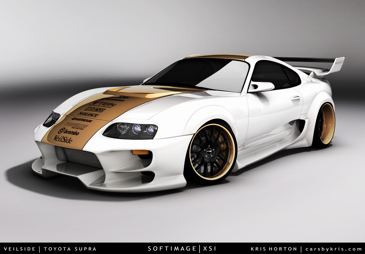 Toyota Supra Modified is a Car Grand Sports Tourer Free Download Image Of