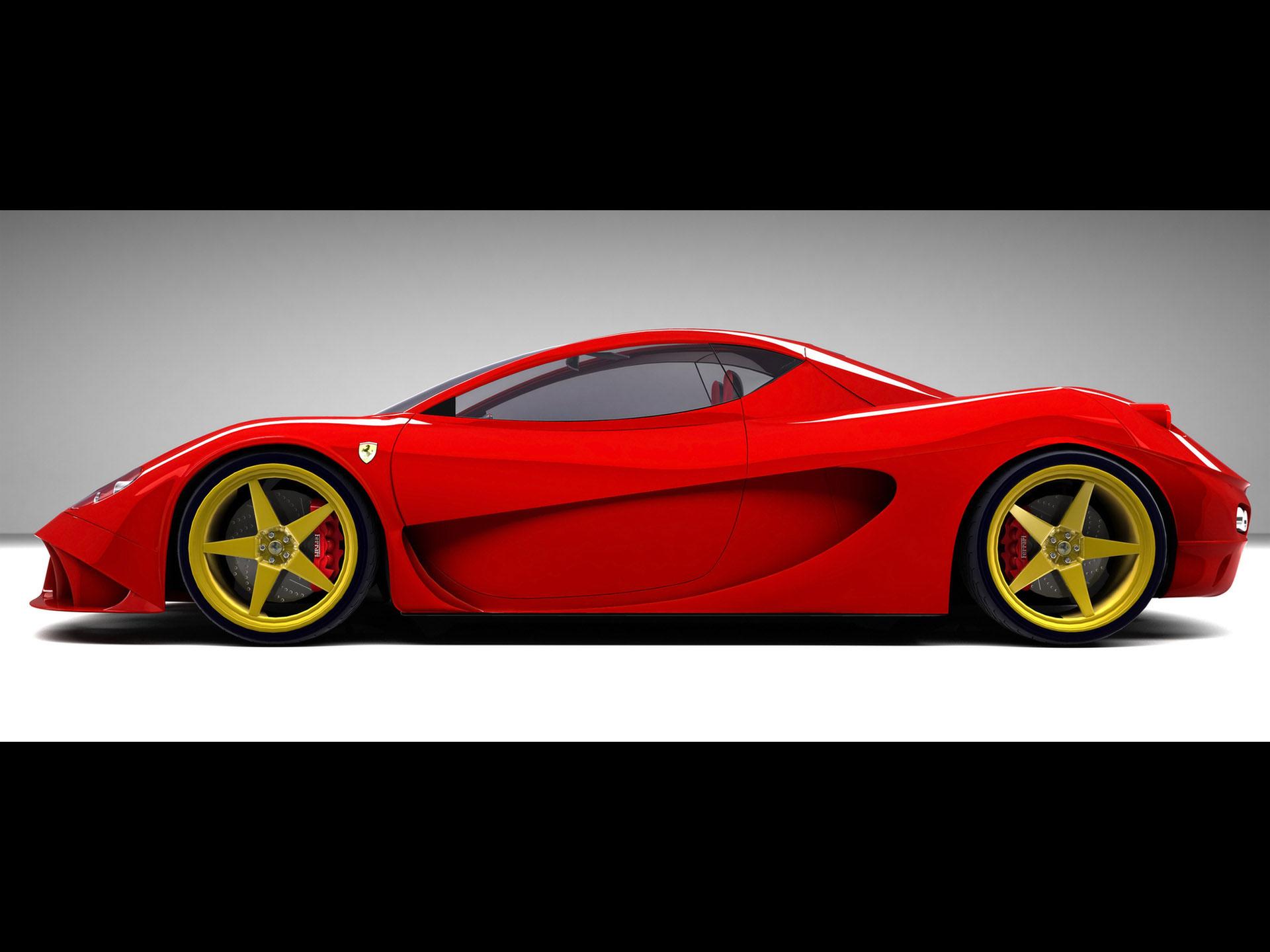 Wallpaper Ferrari World Cars Wallpapers Background