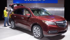 2014 Acura MDX Front View Photo Motor Trend WOT Desktop Backgrounds