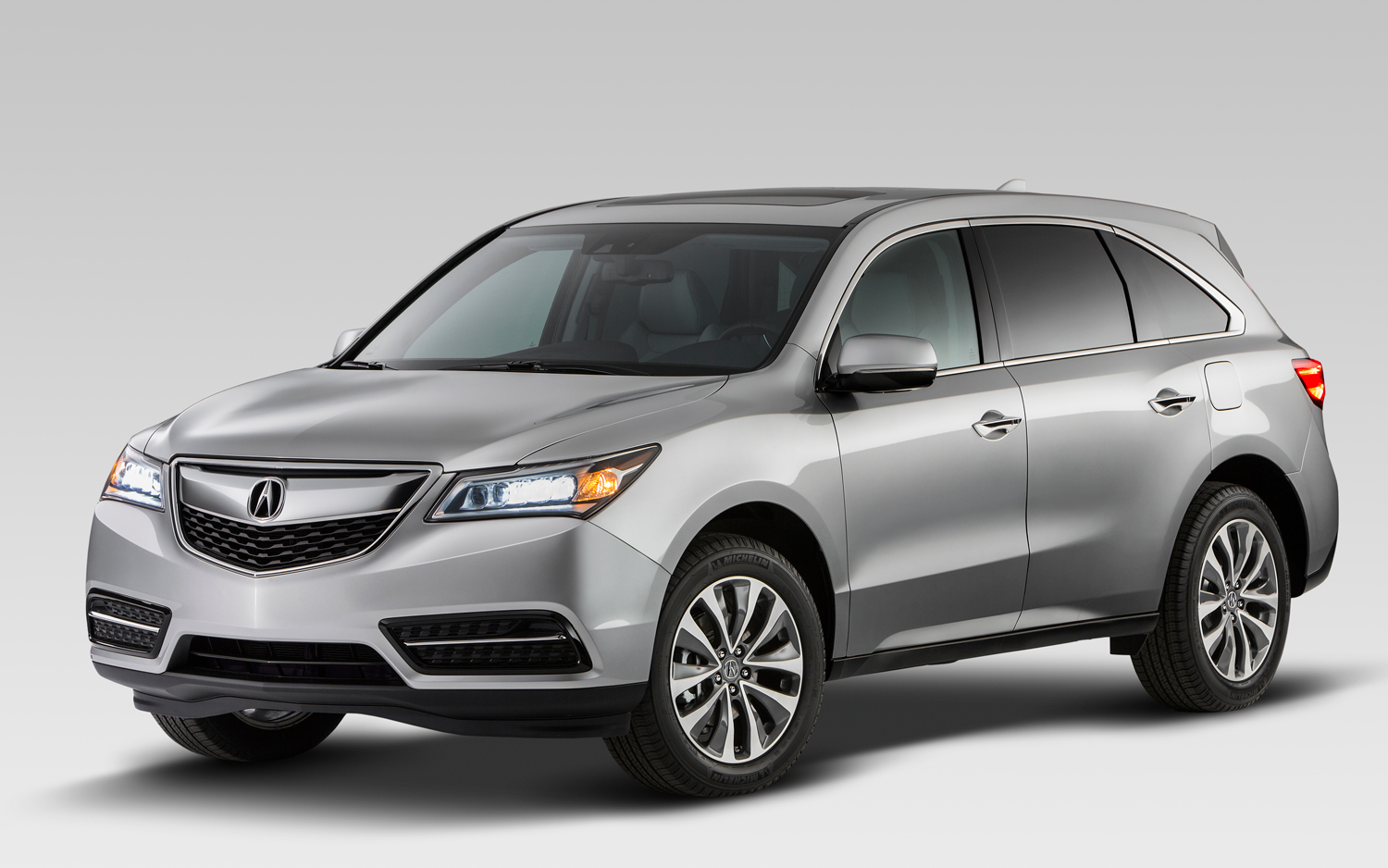 2014 Acura MDX Front Photo Gallery Free Download Image Of