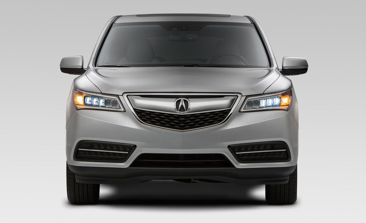 2014 Acura MDX  Desktop Backgrounds Wallpaper