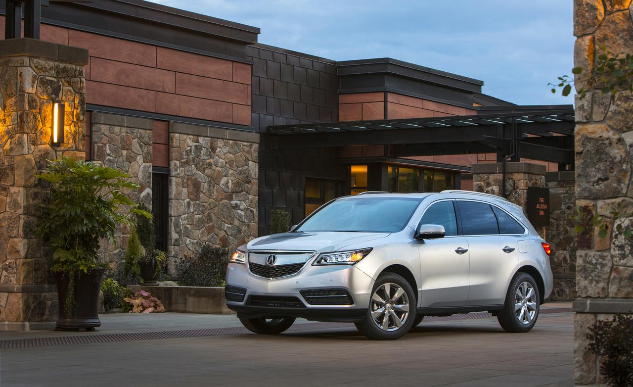 2014 Acura MDX Wallpaper Gallery Free