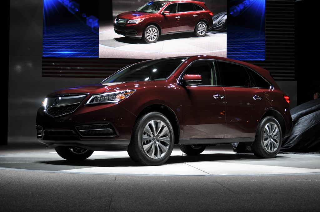 2014 Acura MDX Live Photos Free Download Image Of Wallpaper