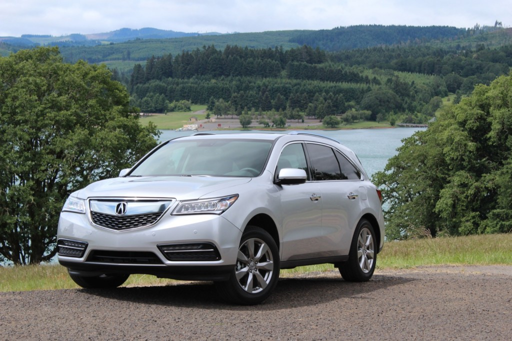 2014 Acura MDX First Drive  Free Download Image Of