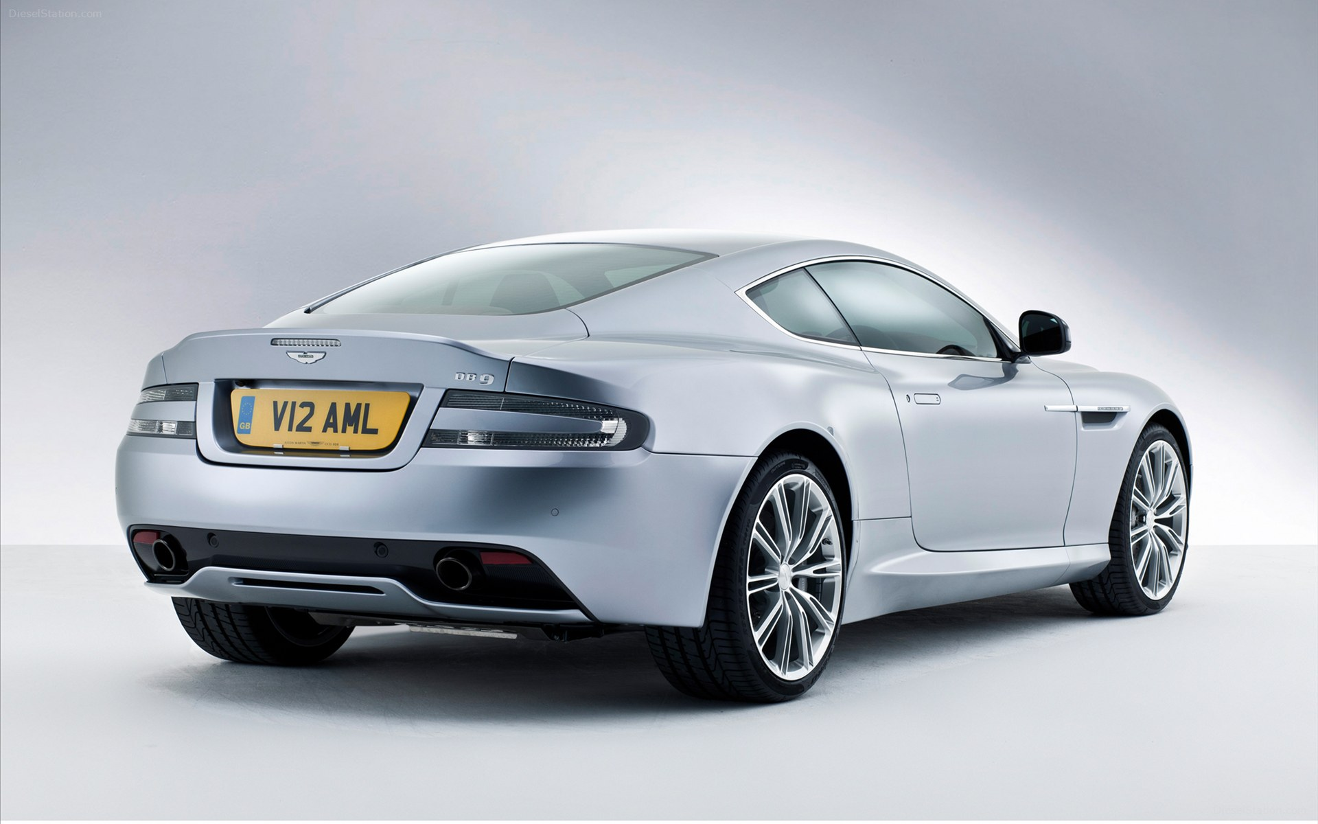 Aston Martin DB9 2013 Widescreen Free Download Image Of
