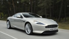 Aston Martin DB9 2013 Widescreen High Resolution Wallpaper Free