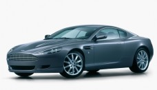 Aston Martin DB9 Side Angle Studio Wallpaper For Desktop