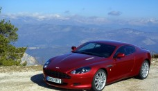 Aston Martin DB9 Luxurious Coupe Wallpaper For Desktop