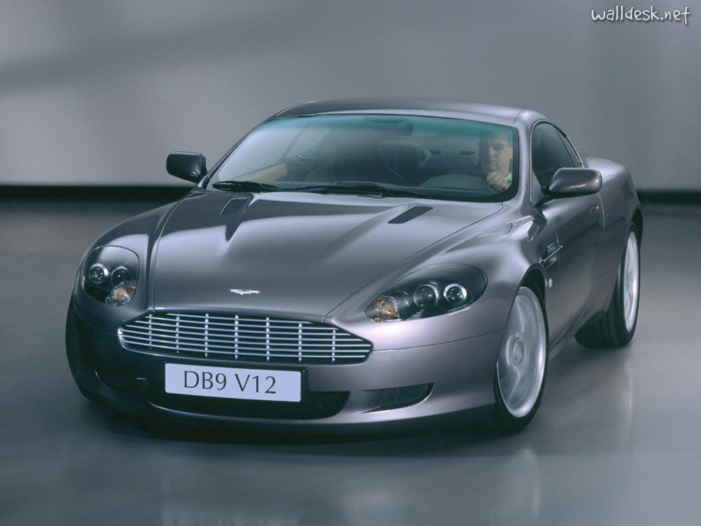 Aston Martin DB9 Free Photos For PC Computer