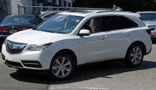 Acura Mdx 2014 White Picture Wallpaper Free Download Image Of