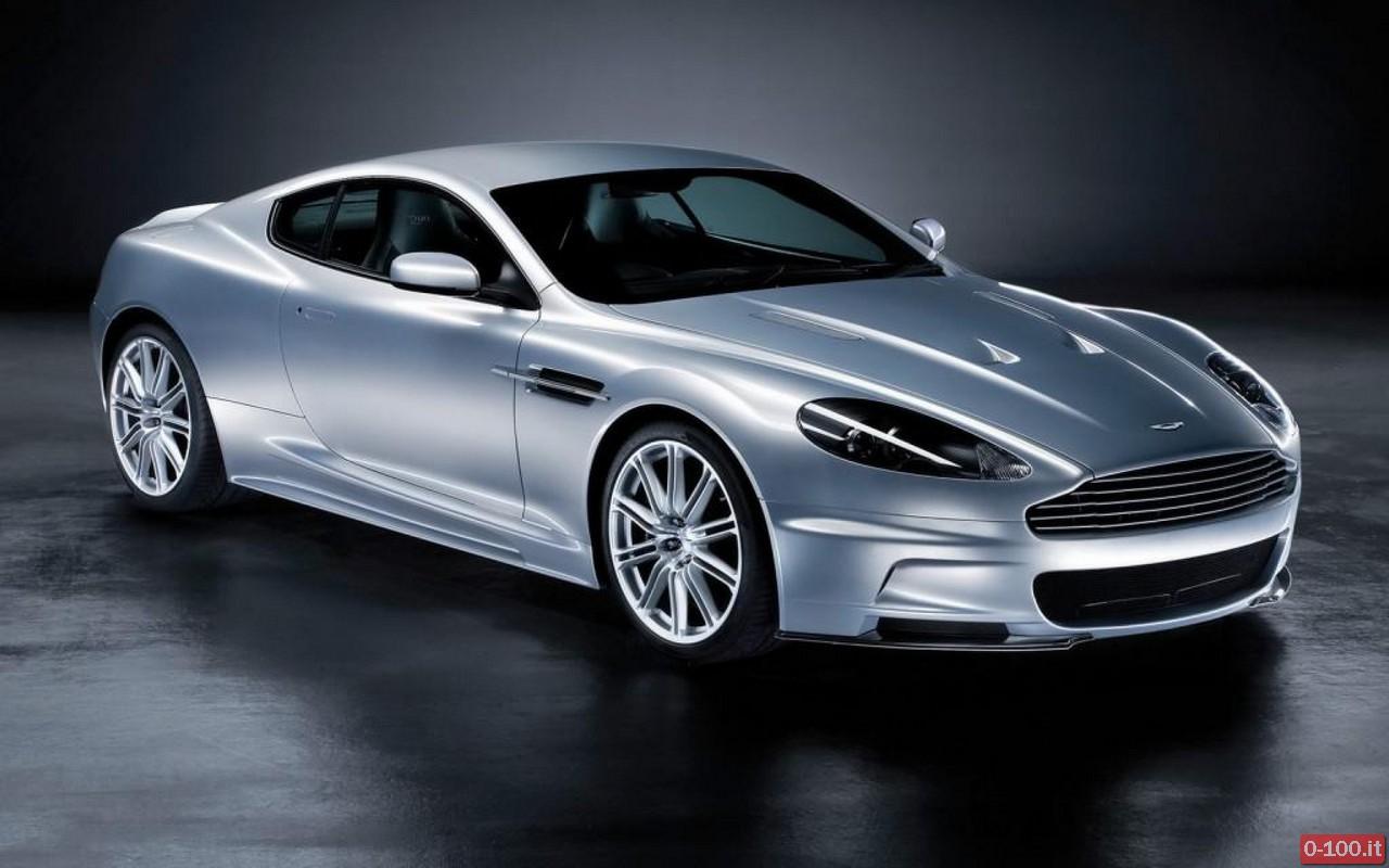 Aston Martin DBS Coupe Zagato Centennial e DB9 Spider Zagato High Resolution Wallpaper Free