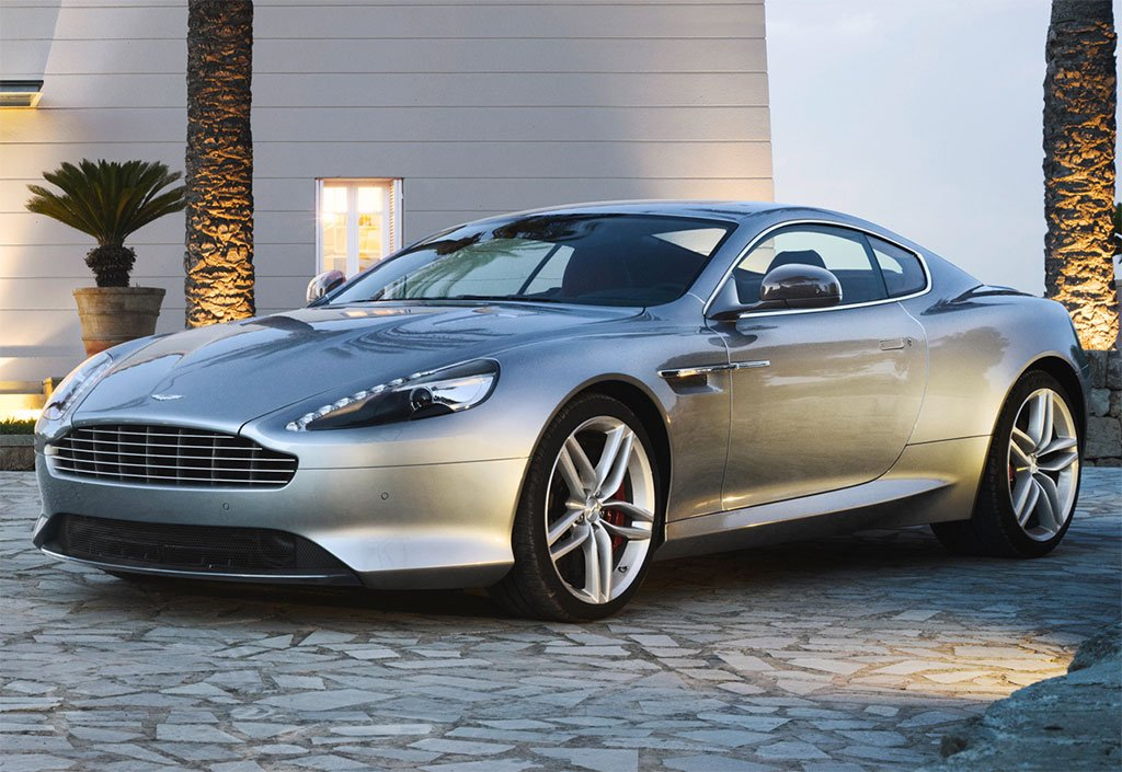 Photo of Aston Martin DB9 Wallpaper High Resolution Free
