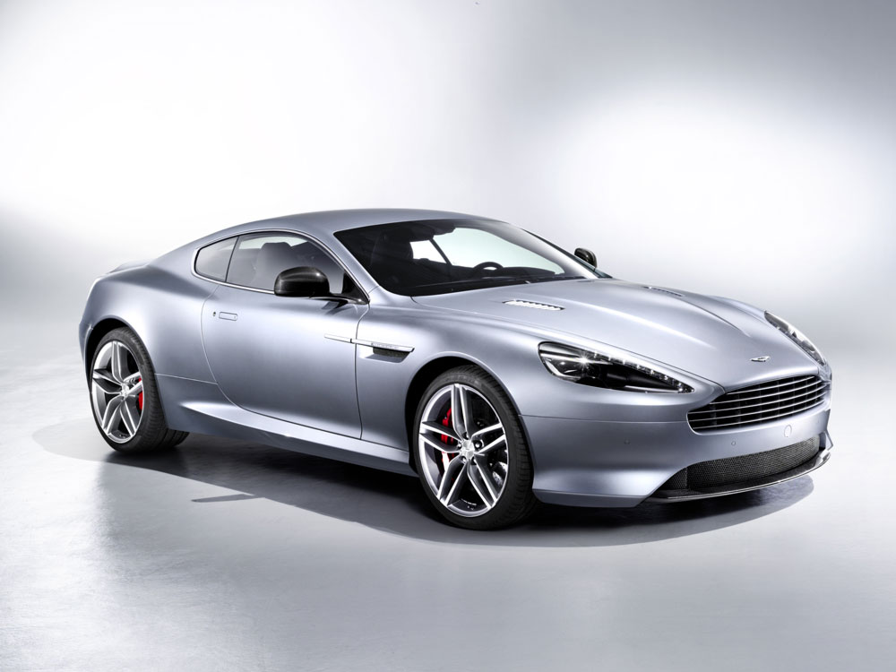Aston Martin DB9 High Resolution Wallpaper Free
