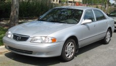 Mazda 626 LX Wallpapers Download