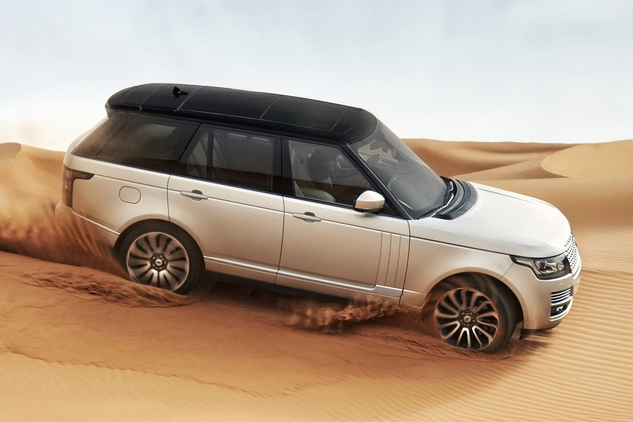 The new 2013 Land Rover Range Rover Free Picture Download Image Of