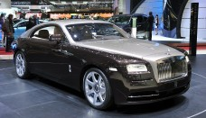 2014 Rolls Royce Wraith Geneva Wallpaper HD For Iphone